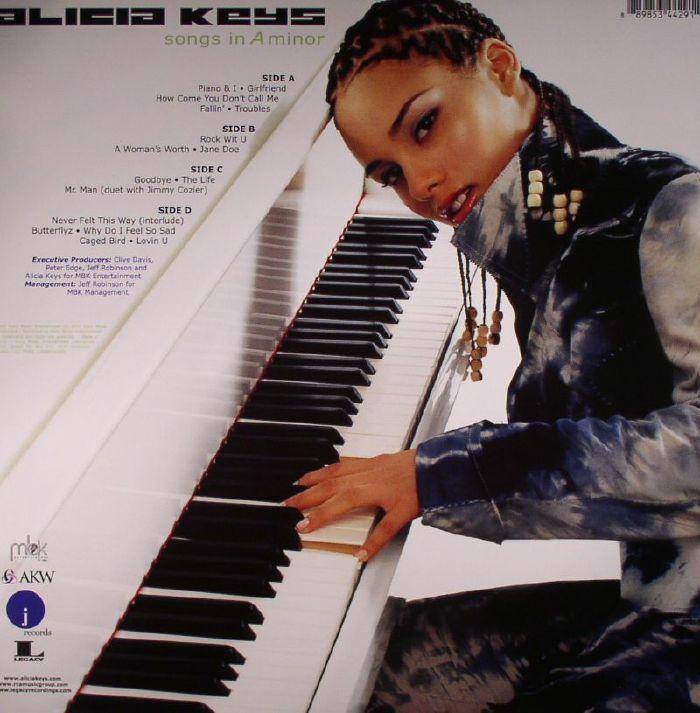 KEYS, Alicia - Songs In A Minor