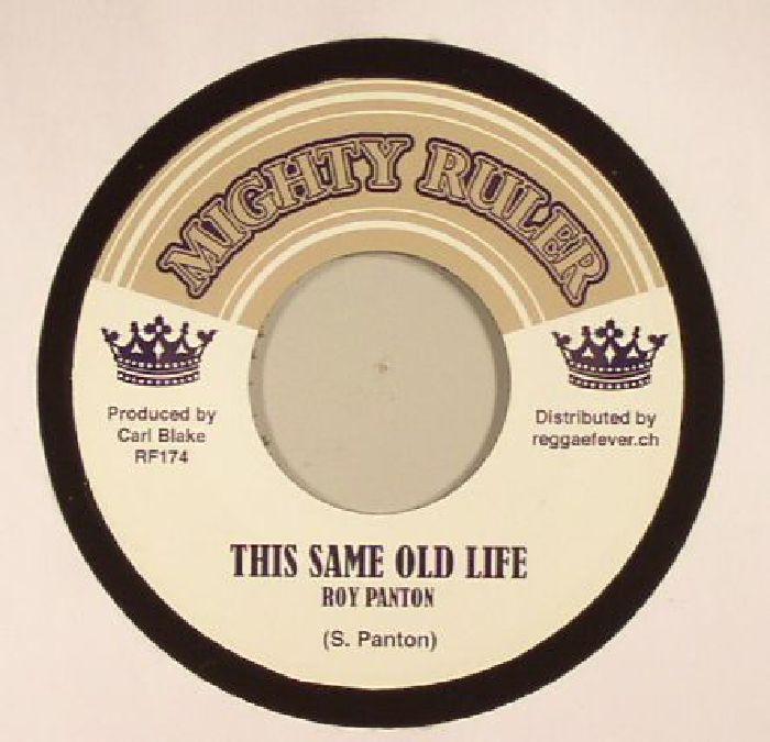 PANTON, Roy/BLAKE TONE ALL STARS - This Same Old Life