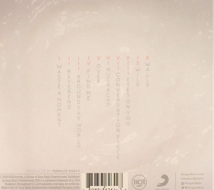 Kings Of Leon Walls Vinyl At Juno Records