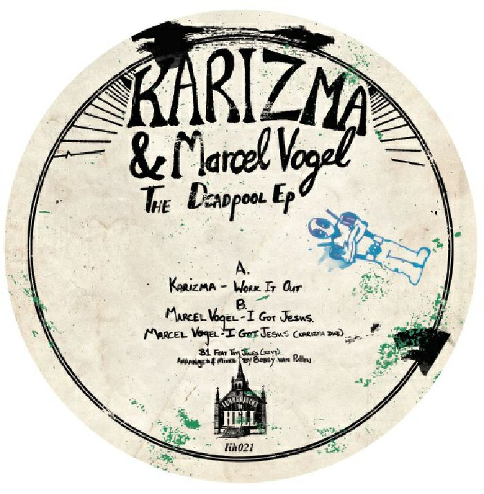 KARIZMA/MARCEL VOGEL - The Deadpool EP
