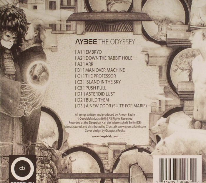 AYBEE - The Odyssey
