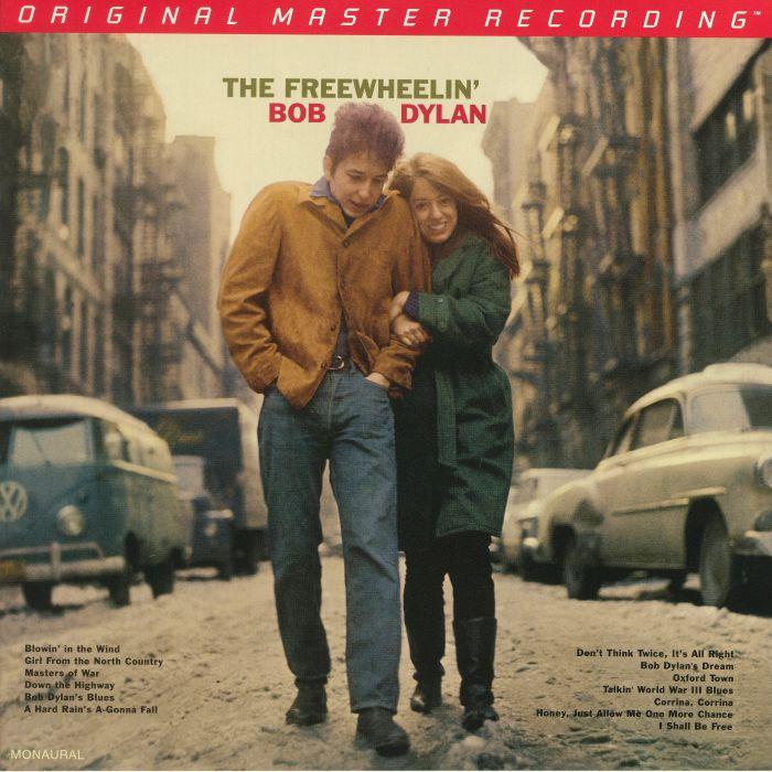 DYLAN, Bob - The Freewheelin' Bob Dylan (mono) (reissue)