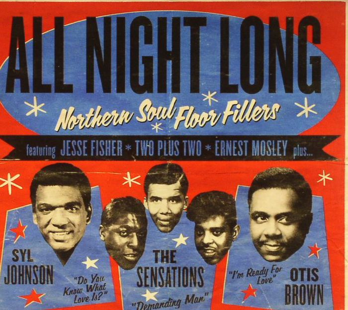 Various - All Night Long They Play The Blues An Anthology Of West Coast Blues