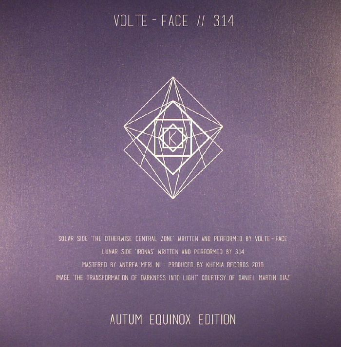 VOLTE FACE/3 14 - Autumn Equinox Edition