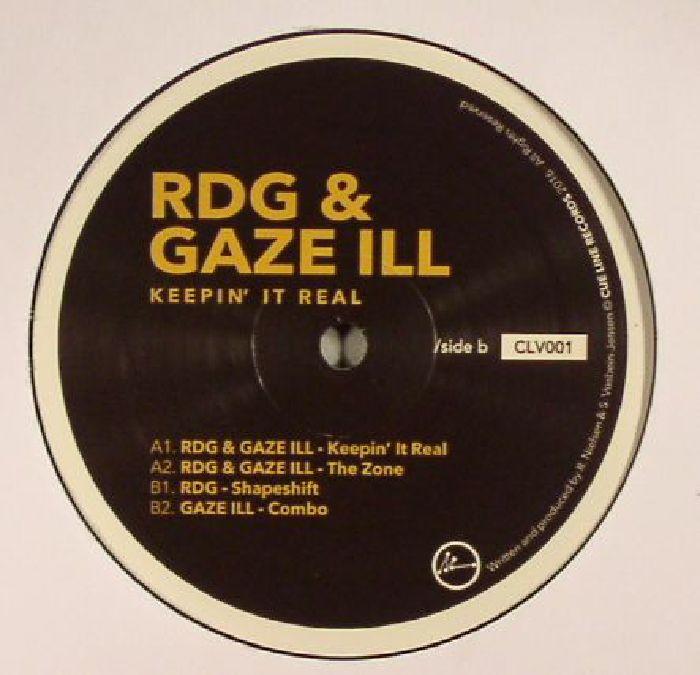 RDG/GAZE ILL - Keepin' It Real