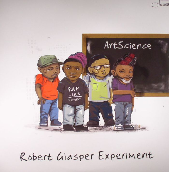 ROBERT GLASPER EXPERIMENT - Artscience