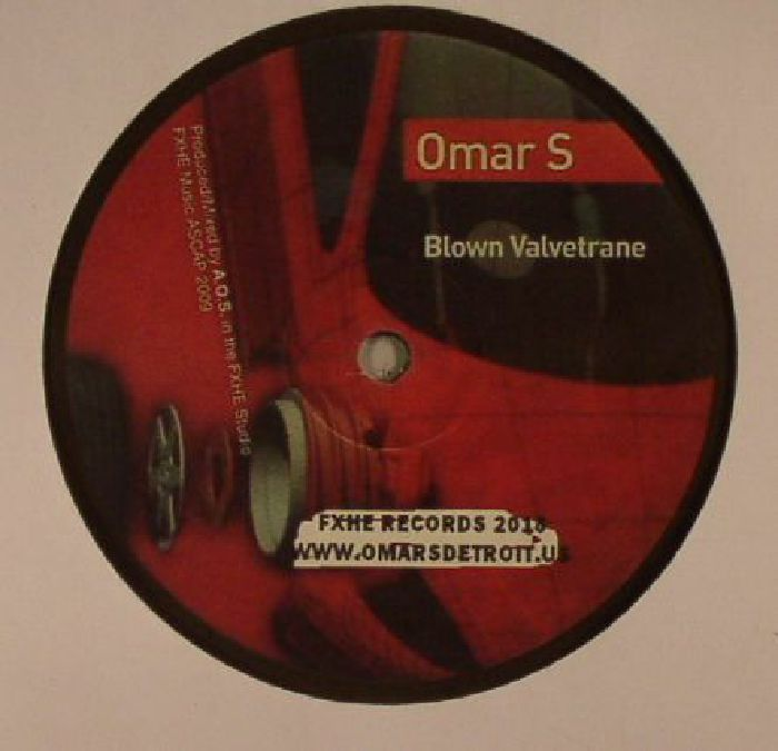 Omar-S* Omar S - Blown Valvetrane