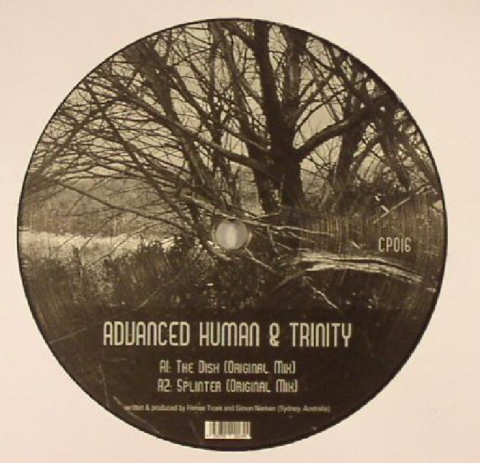 ADVANCED HUMAN/TRINITY - The Dish EP