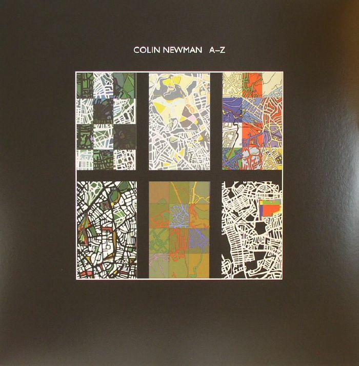 NEWMAN, Colin - A-Z (reissue)