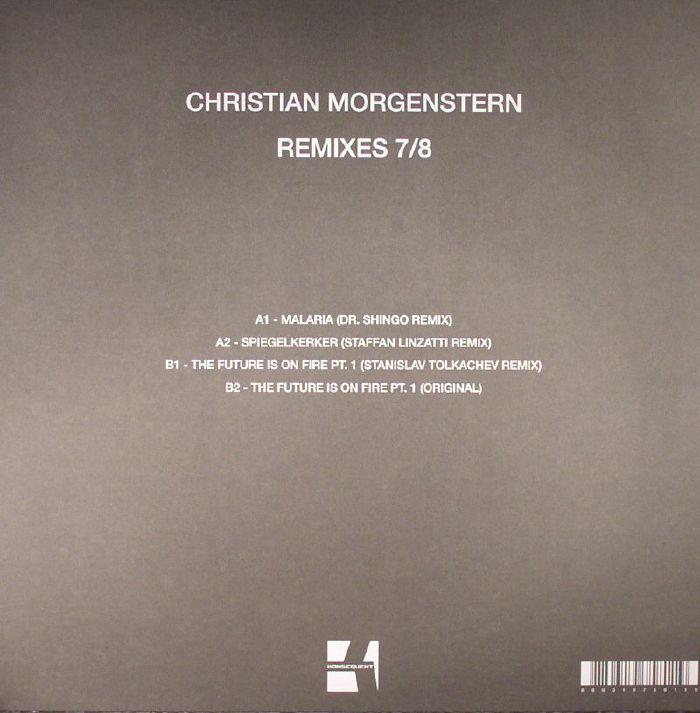 MORGENSTERN, Christian - Remixes 7/8