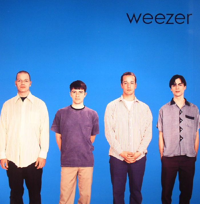 Weezer Weezer The Blue Album Reissue Vinyl At Juno