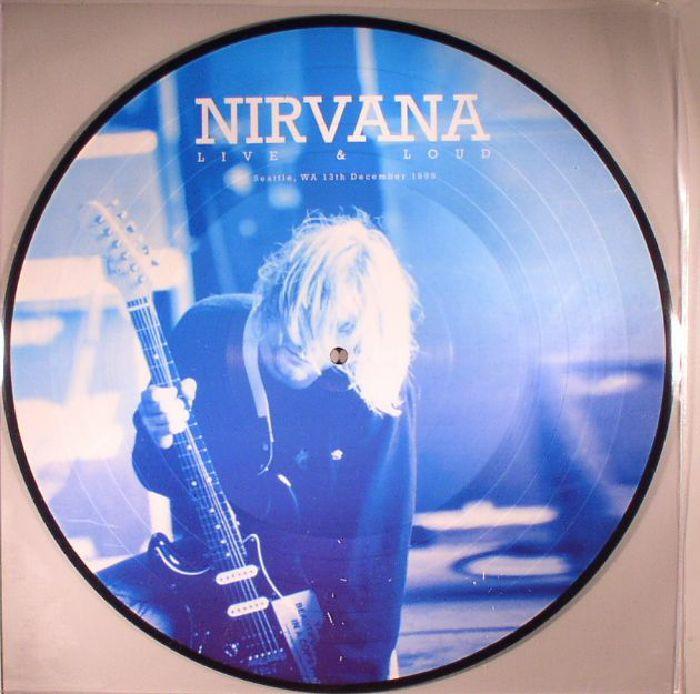 NIRVANA - Live & Loud: Seattle 1993