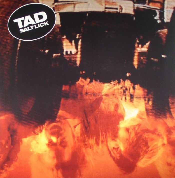 TAD - Salt Lick (reissue)