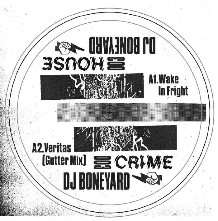DJ Boneyard - House Crime Vol 3