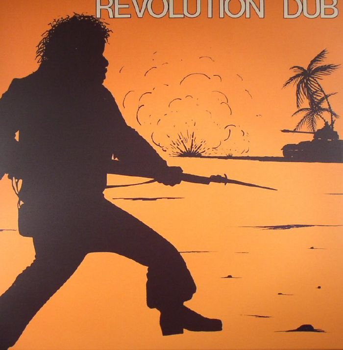 PERRY, Lee/THE UPSETTERS - Revolution Dub