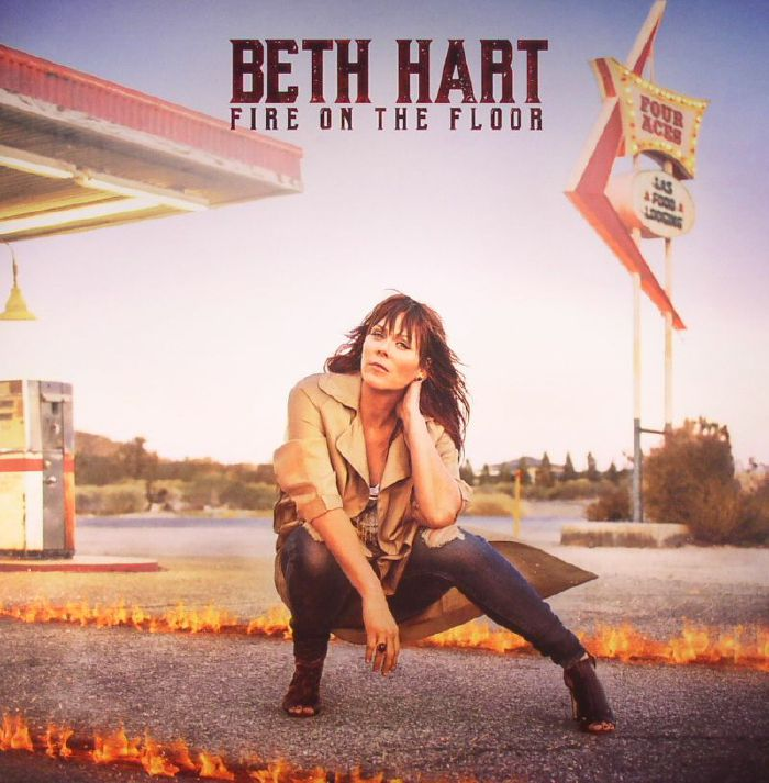 Beth Hart Fire On The Floor Vinyl At Juno Records