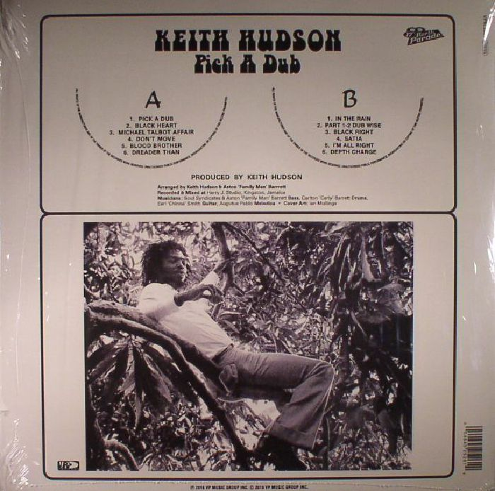 HUDSON, Keith - Pick A Dub