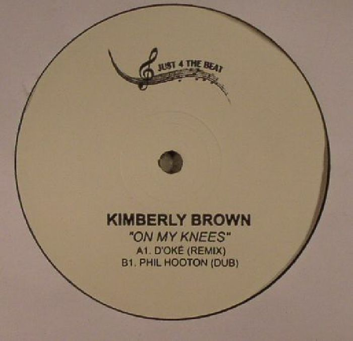 BROWN, Kimberly - On My Knees (remixes)