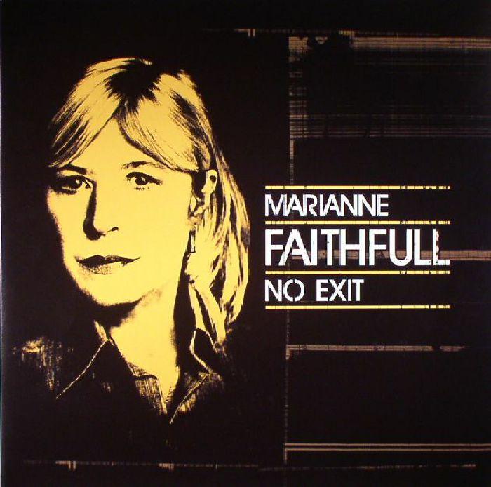 FAITHFULL, Marianne - No Exit