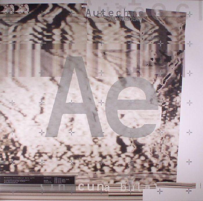 AUTECHRE - Incunabula (reissue)