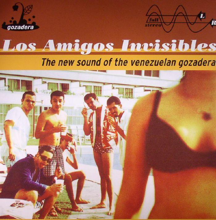 LOS AMIGOS INVISIBLES - The New Sound Of The Venezuelan Gozadera (repress)