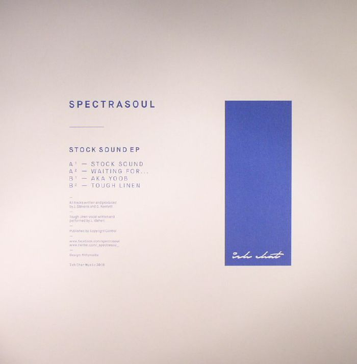 SPECTRASOUL - Stock Sound EP