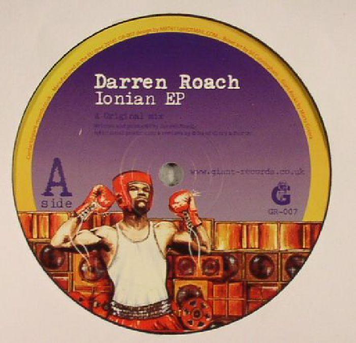 ROACH, Darren - Ionian EP