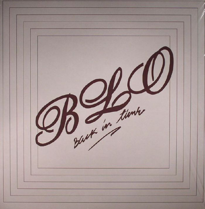 BLO - Back In Time (reissue)
