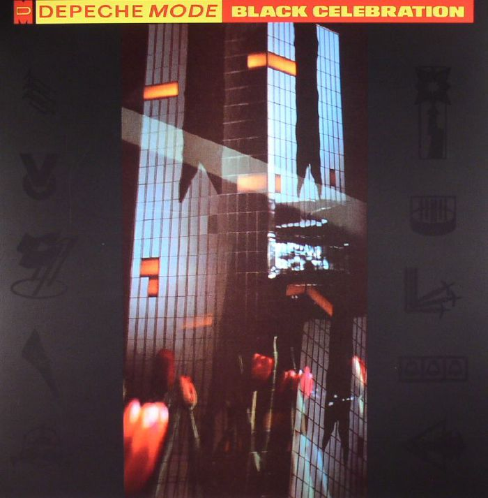 DEPECHE MODE - Black Celebration (reissue)