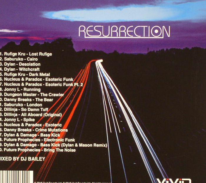 DJ BAILEY/VARIOUS - Drum & Bass Mix: Resurrection