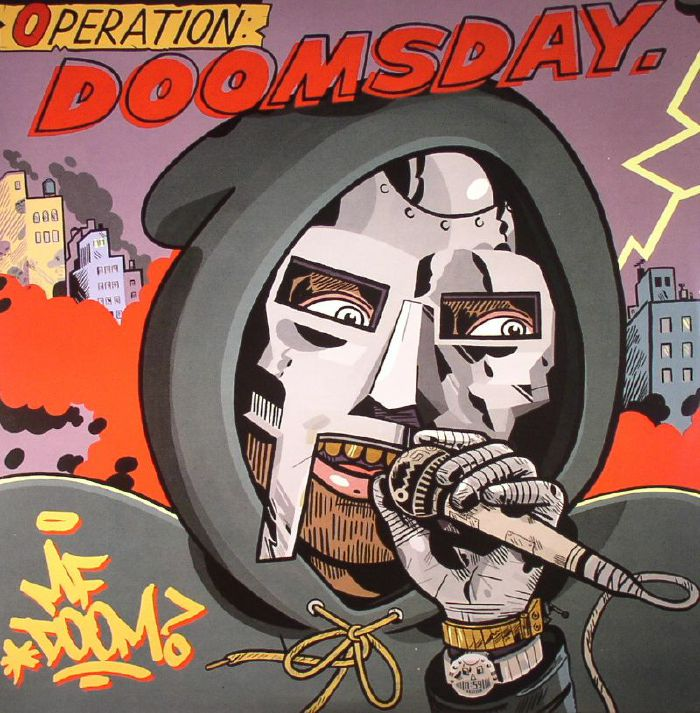 MF DOOM - Operation: Doomsday (reissue)