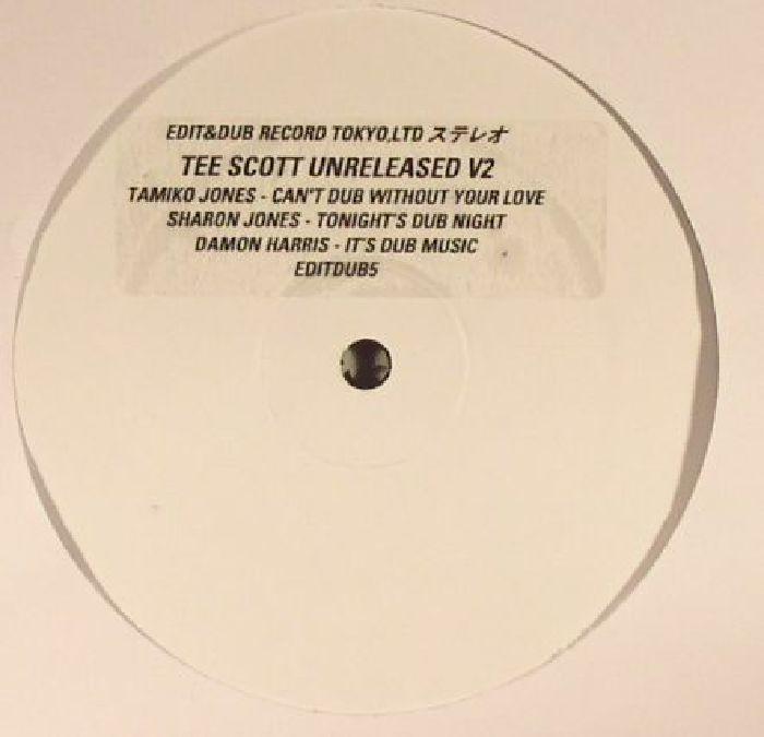 EDIT & DUB/TAMIKO JONES/SHARON PAGE/DAMON HARRIS - Tee Scott Unreleased V2