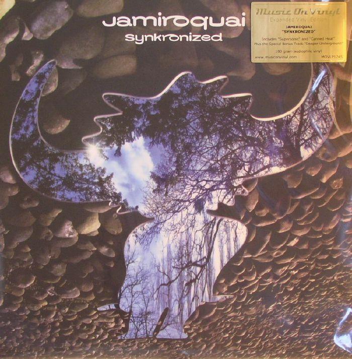 JAMIROQUAI - Synkronized (reissue)