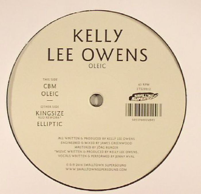OWENS, Kelly Lee - Oleic