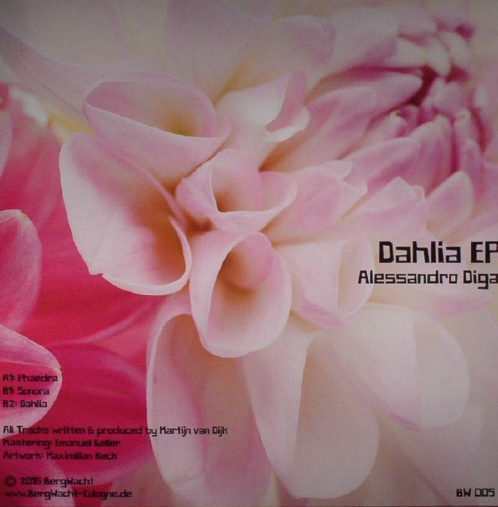 DIGA, Alessandro - Dahlia EP