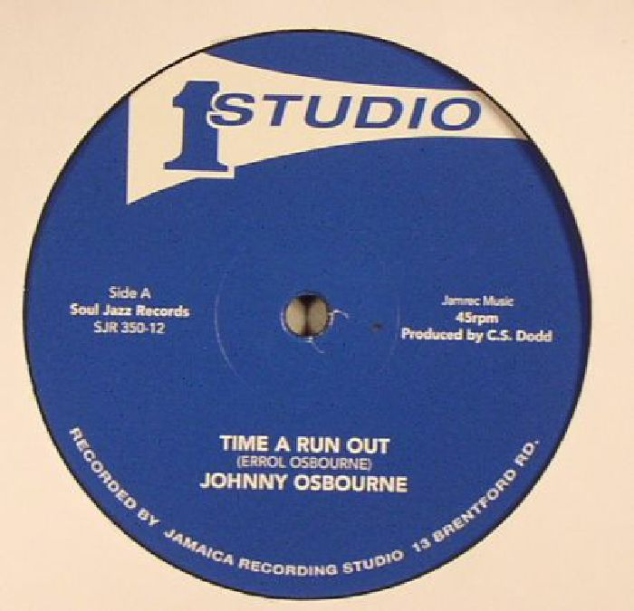 OSBOURNE, Johnny/HEPTONES/THE SOUND DIMENSION - Time A Run Out