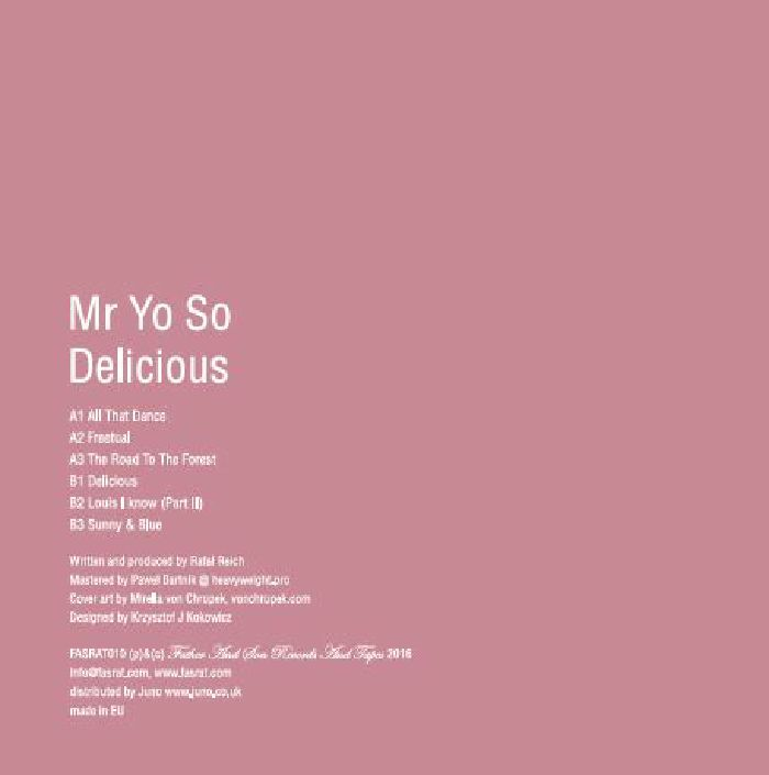 MR YO SO	 - Delicious