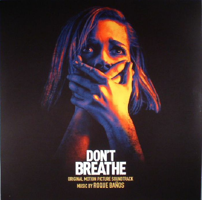 BANOS, Roque - Don't Breathe (Soundtrack)