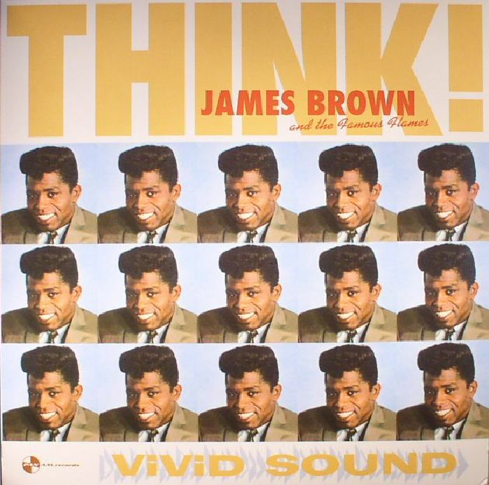 BROWN, James/THE FAMOUS FLAMES - Think! (reissue)