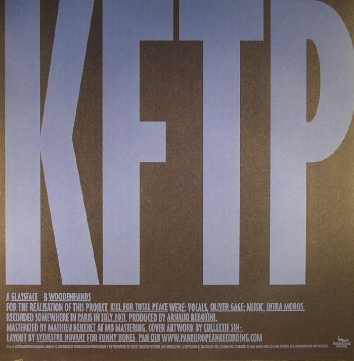 KILL FOR TOTAL PEACE - KFTP EP