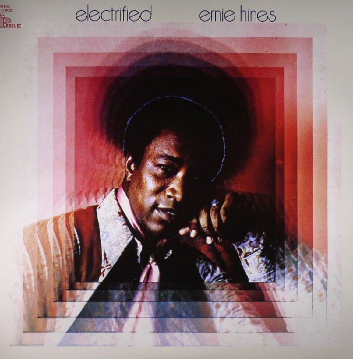 HINES, Ernie - Electrified (reissue)