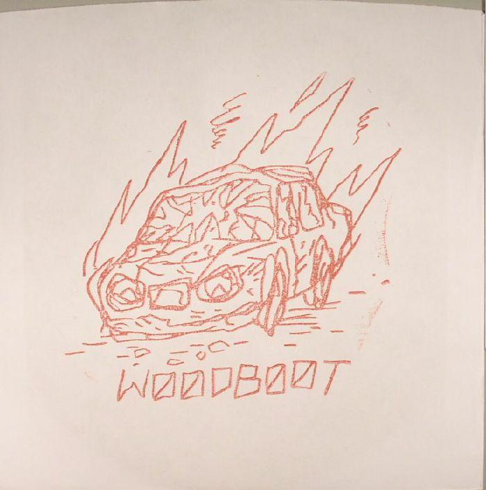 WOODBOOT - Black Piss