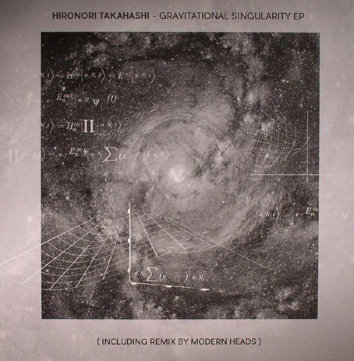 TAKAHASHI, Hironori - Gravitational Singularity EP