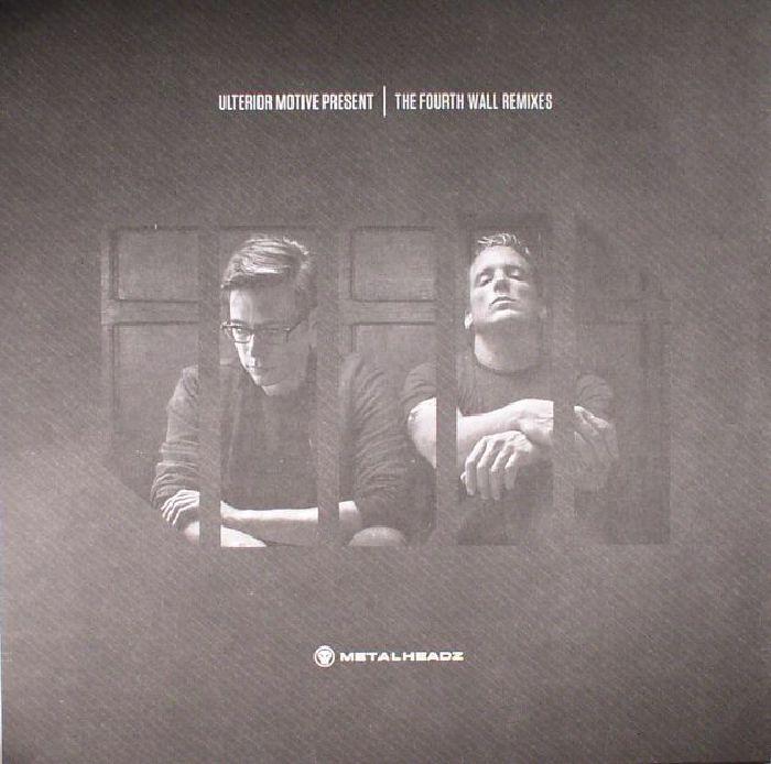 Ulterior Motive The Fourth Wall Remixes Vinyl At Juno Records