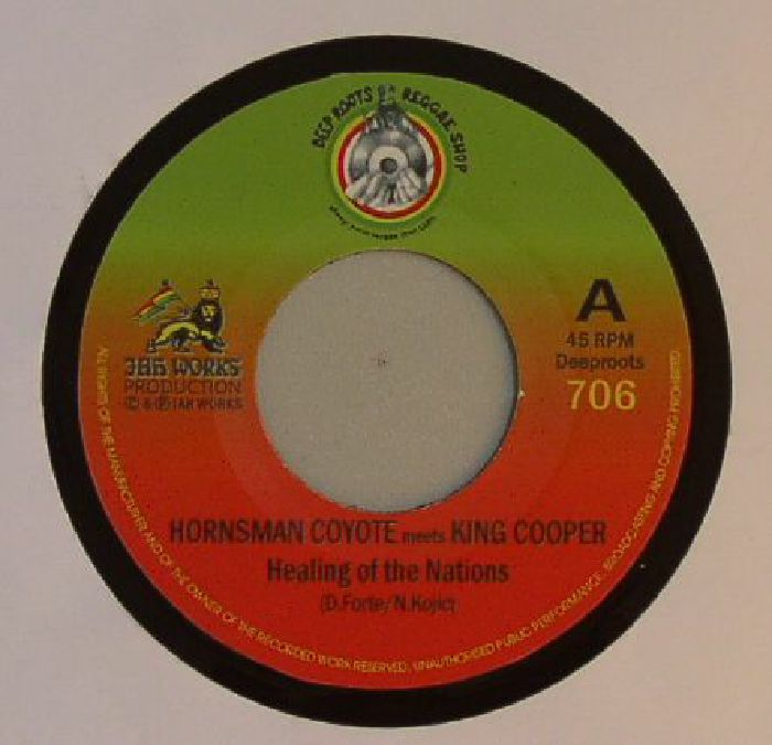 HORNSMAN COYOTE/KING COOPER/JAH REJ - Healing Of The Nations