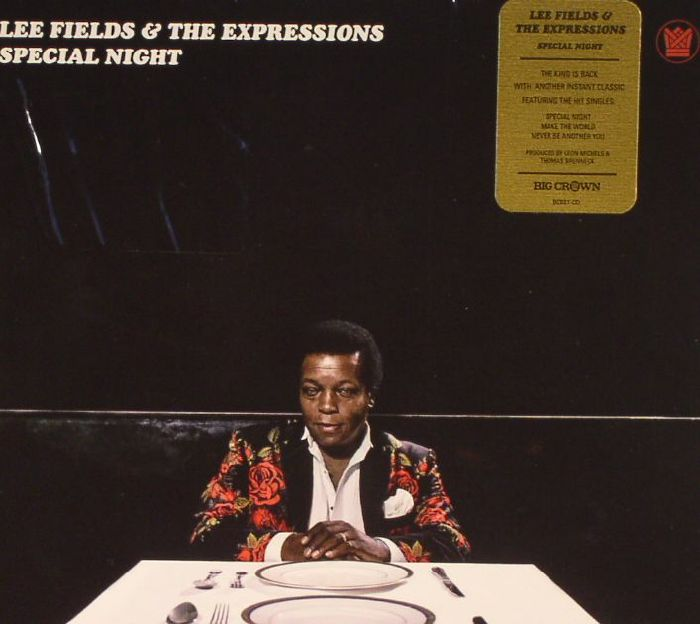 Lee Fields The Expressions Special Night Vinyl At Juno