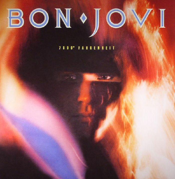 BON JOVI - 7800 Fahrenheit (remastered)