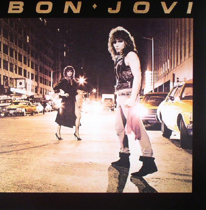 BON JOVI - Bon Jovi (remastered)