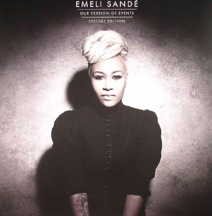SANDE, Emeli - Our Version Of Events: Special Edition (reissue)