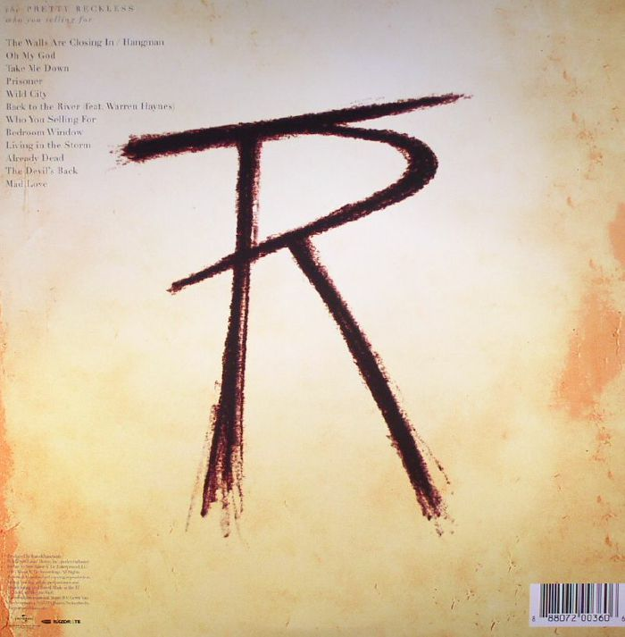 pretty reckless who you selling for review